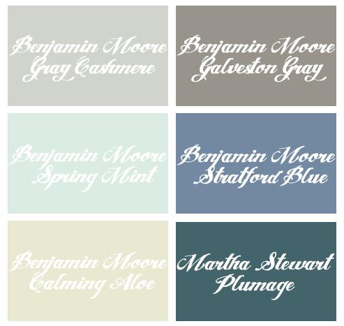 Whole house color scheme interiorinstinct for Whole house paint color palette